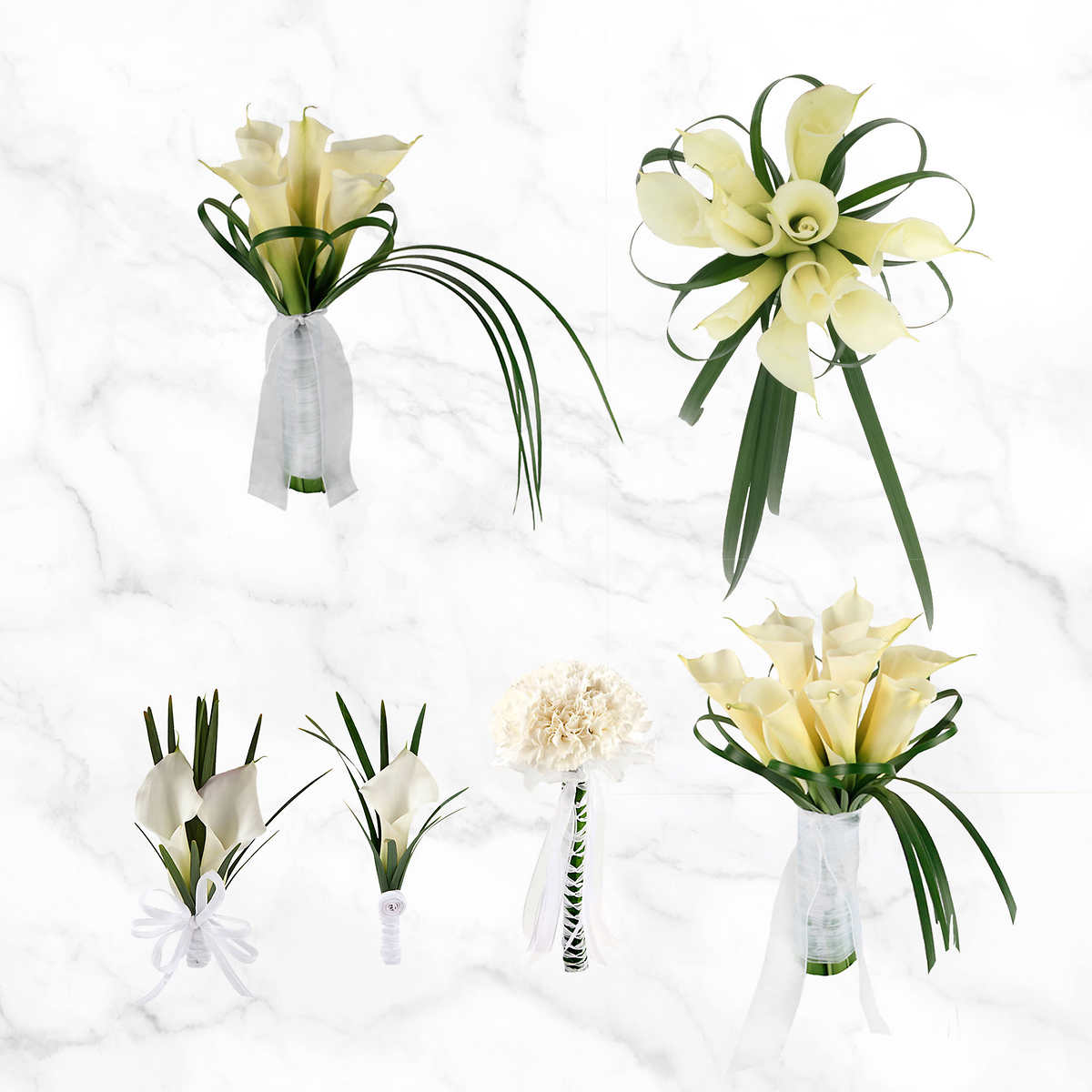 Calla lily wedding collection click to zoom dhlflorist Choice Image
