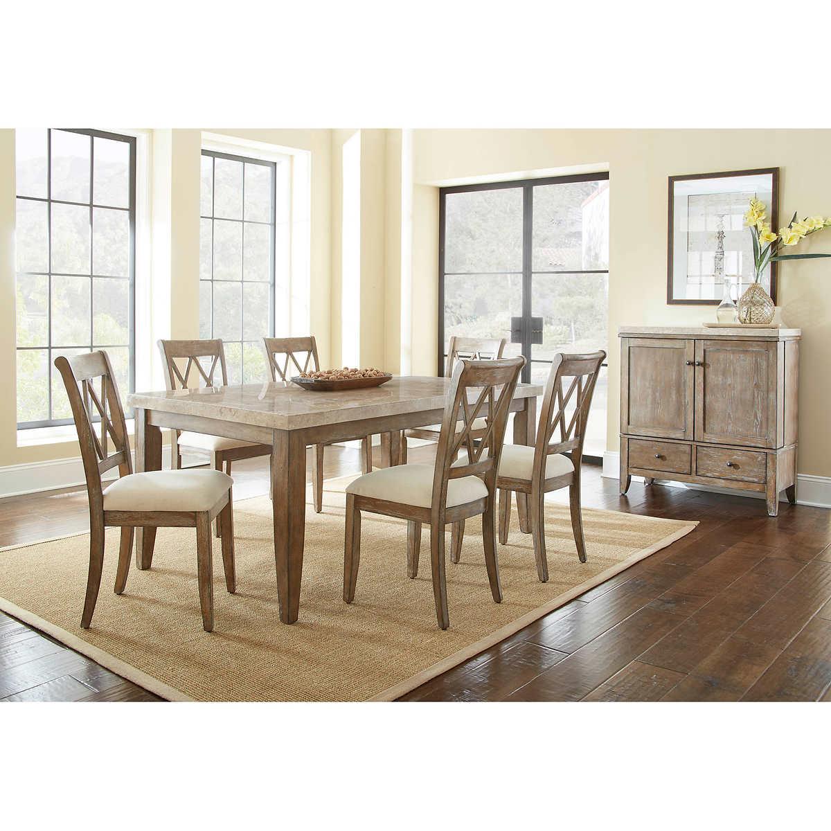 McClintock Costco - Costco dining room sets