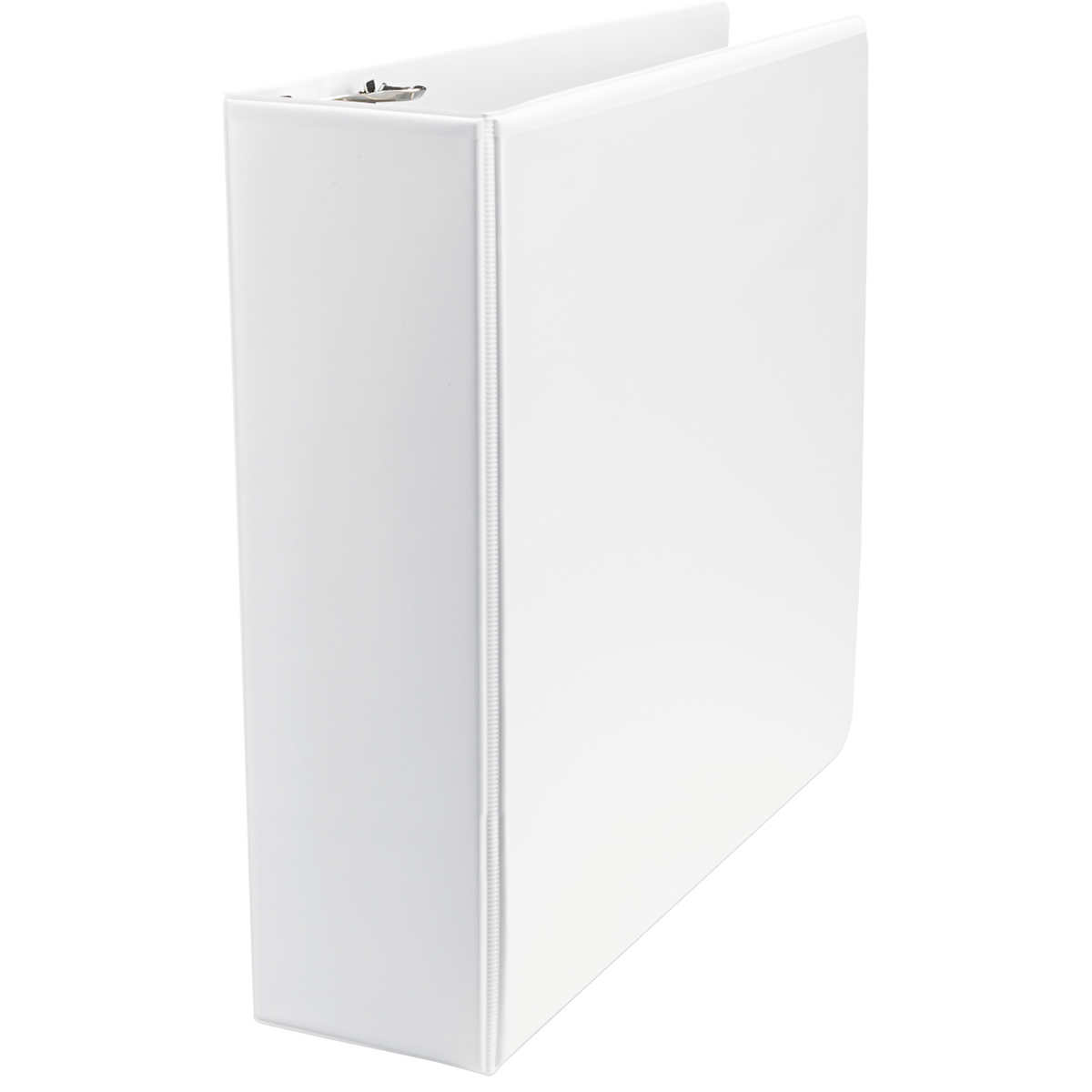 office impressions view binder d ring 3 inch white