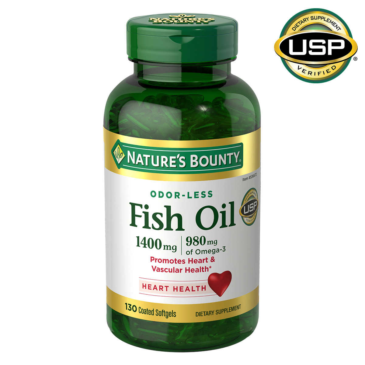 Nature S Bounty Fish Oil  Mg Costco