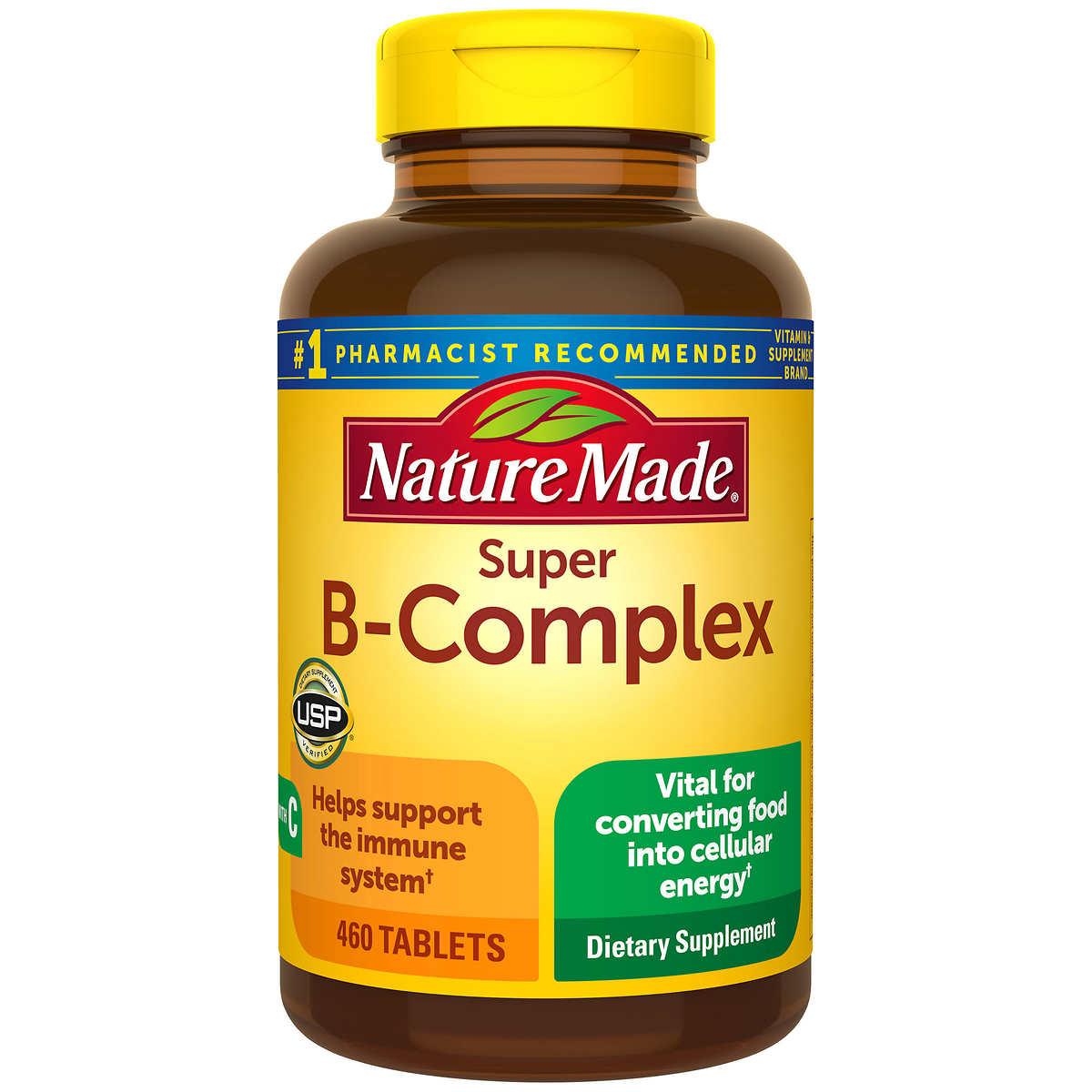 Costco Com Online: Nature Made Super B-complex