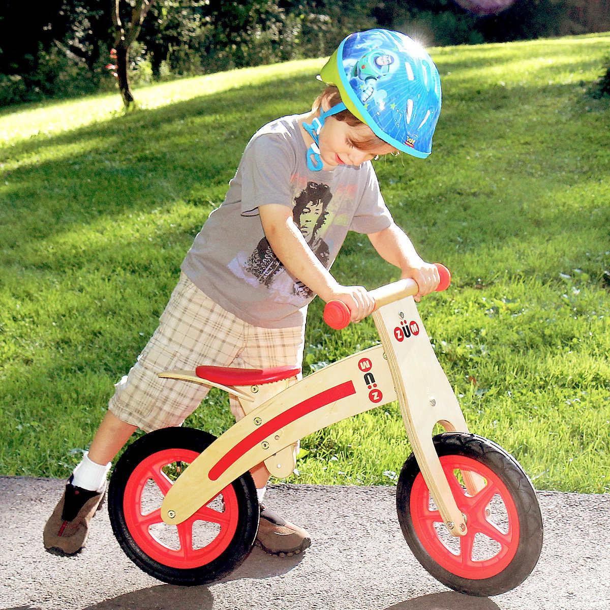 zÜm-cx wood balance bike