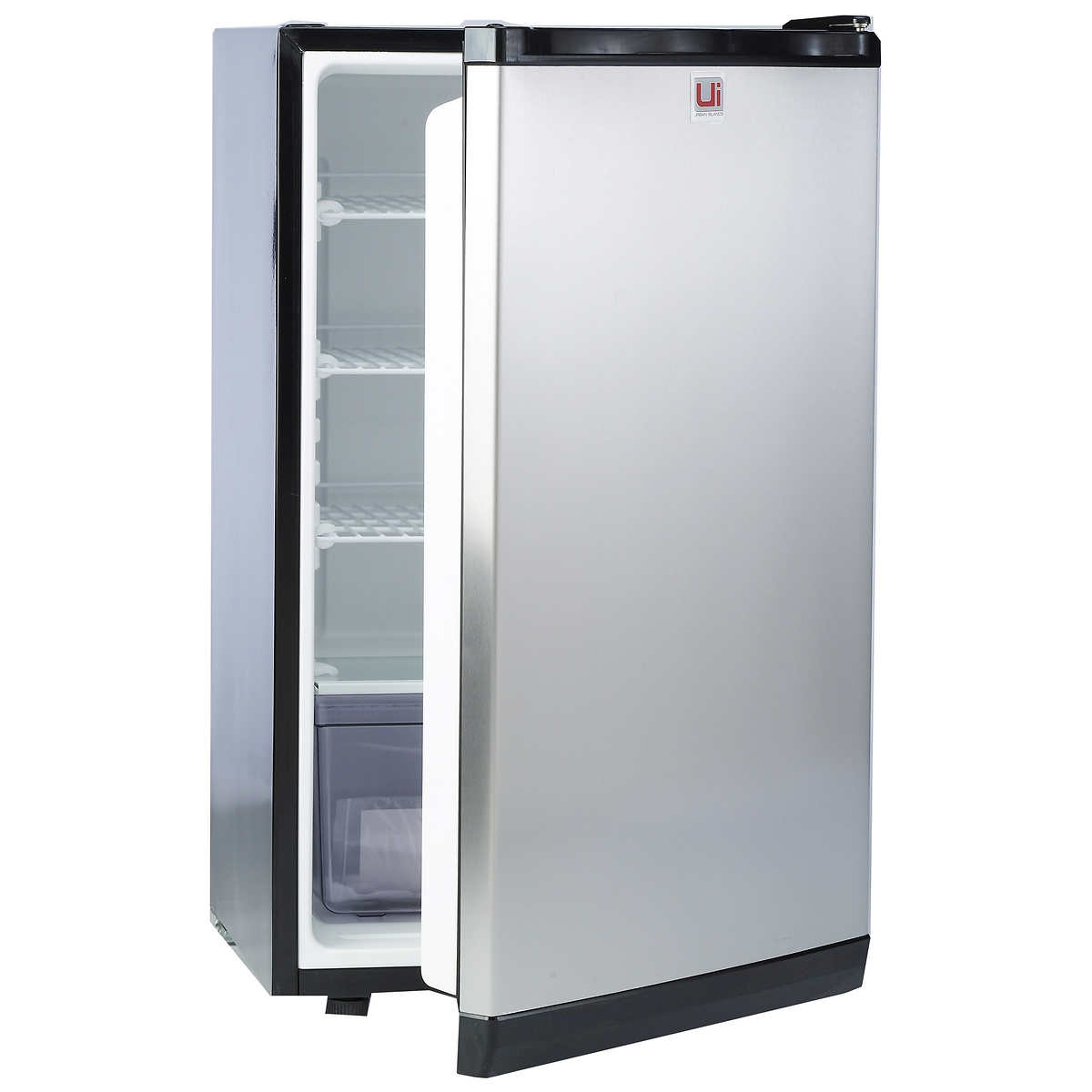 Stainless Steel Refridgerators Urban Islands 45 Cu Ft Stainless Steel Refrigerator By Bull