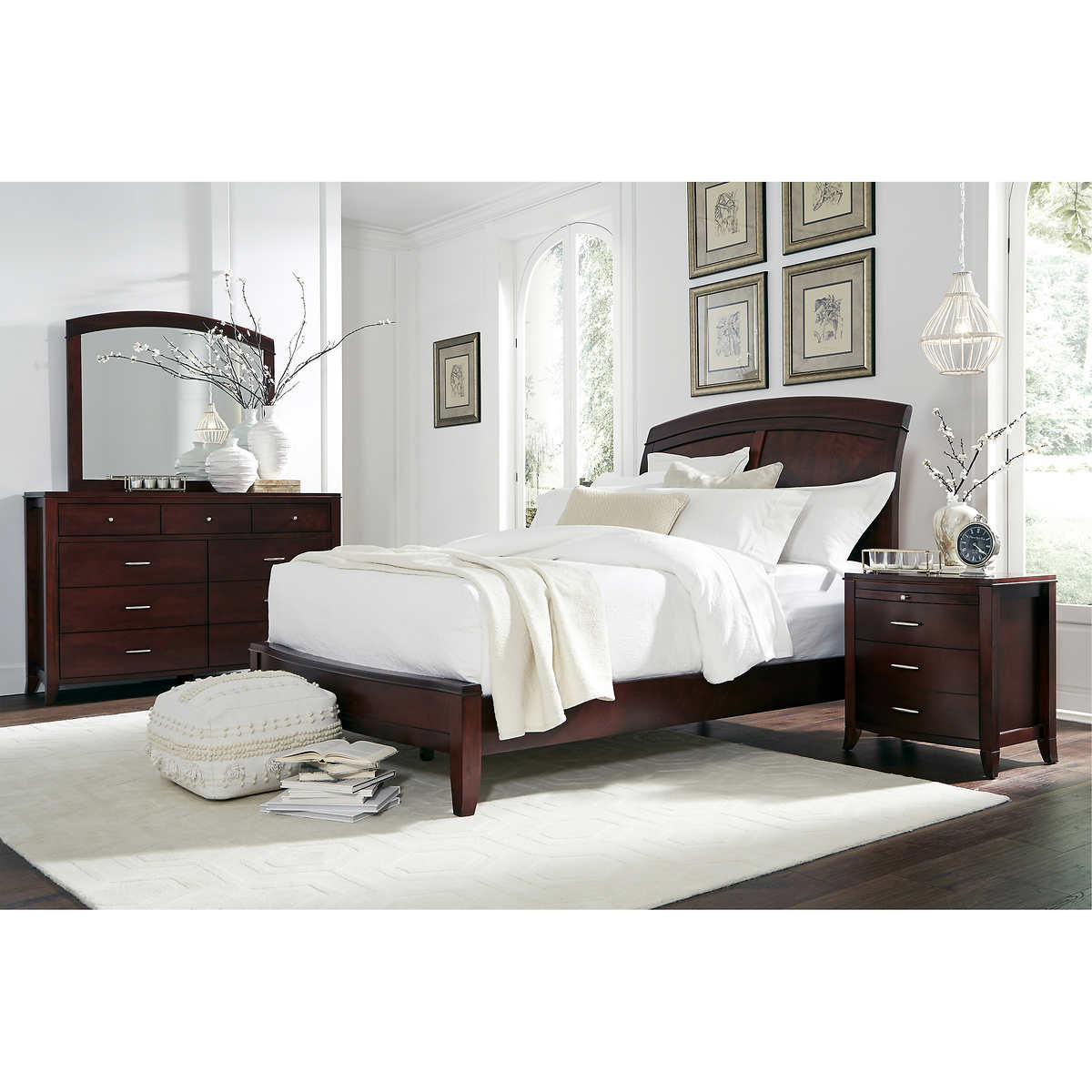 Bevelle 5-piece King Bedroom Set