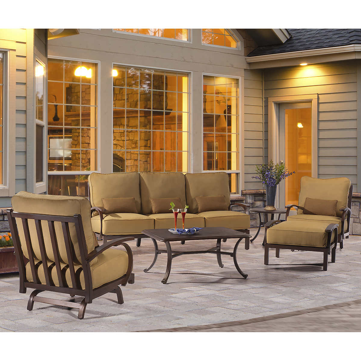 Madison 6-piece Seating Collection - Madison Costco