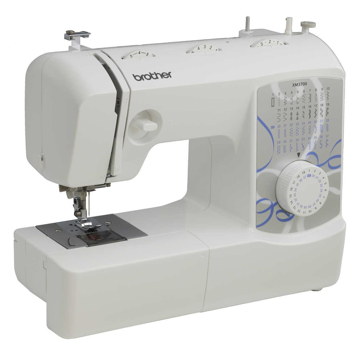 Brother XM3700 37-Stitch Free Arm Sewing Machine
