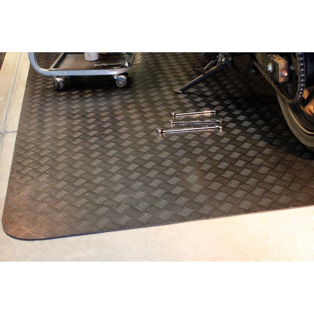 durable evermat foam product work tool interlocking floor garage mat