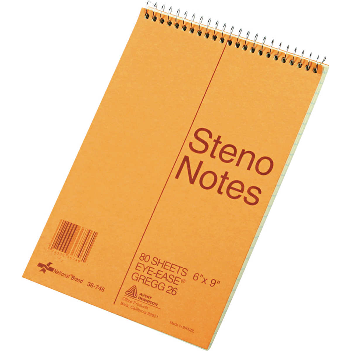 Rediform office products subject wirebound notebook wide - Click To Zoom