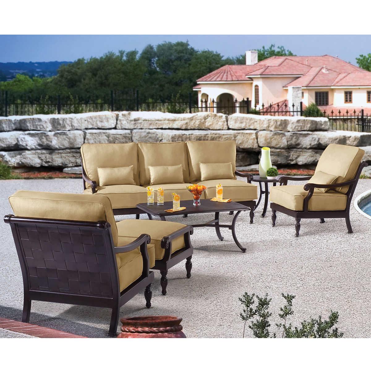 Villa 6-piece Seating Set - Seating Sets Costco