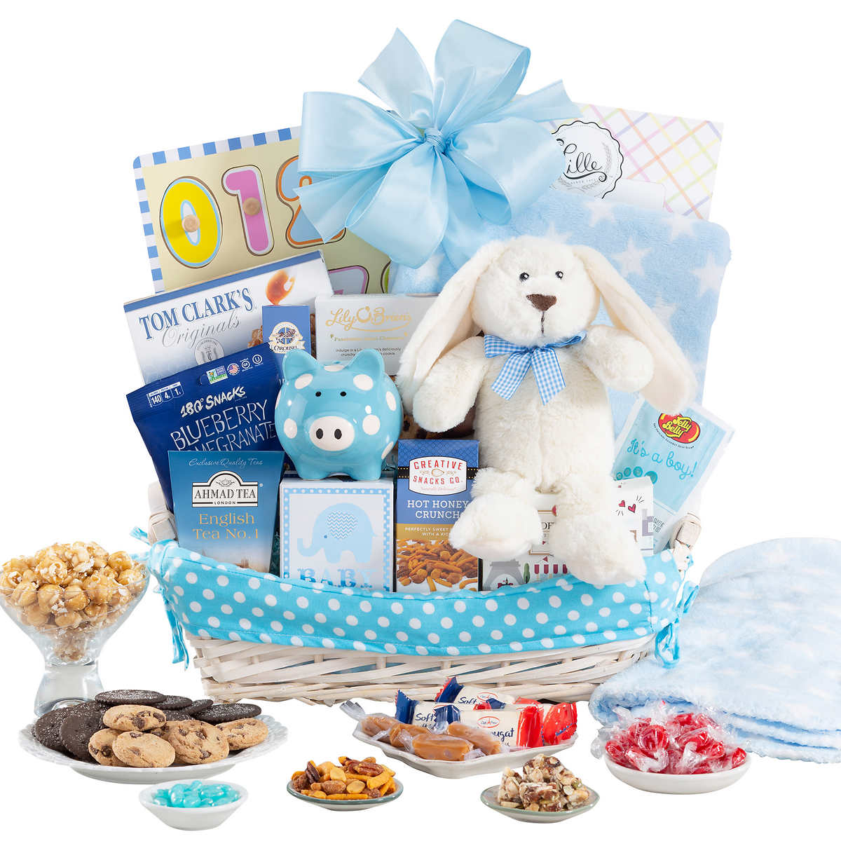 Baby Gift Baskets Delivered Uk : Baby gift baskets international shipping lamoureph