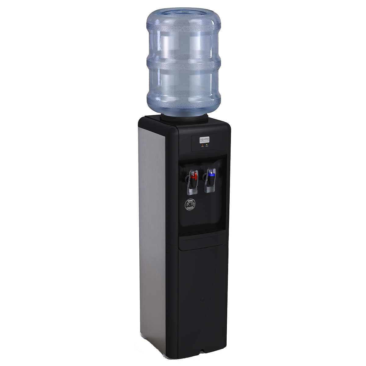 Aquverse 5h Commercial Grade Stainless Steel Top Load Water Dispenser