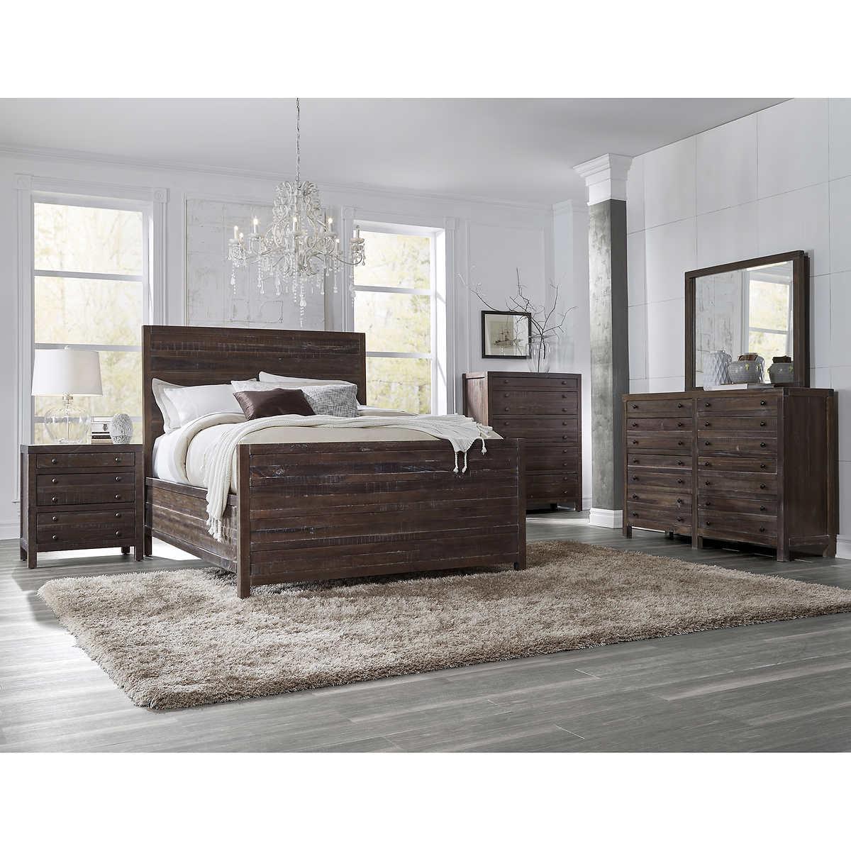 Torsten 6-Piece King Bedroom Set