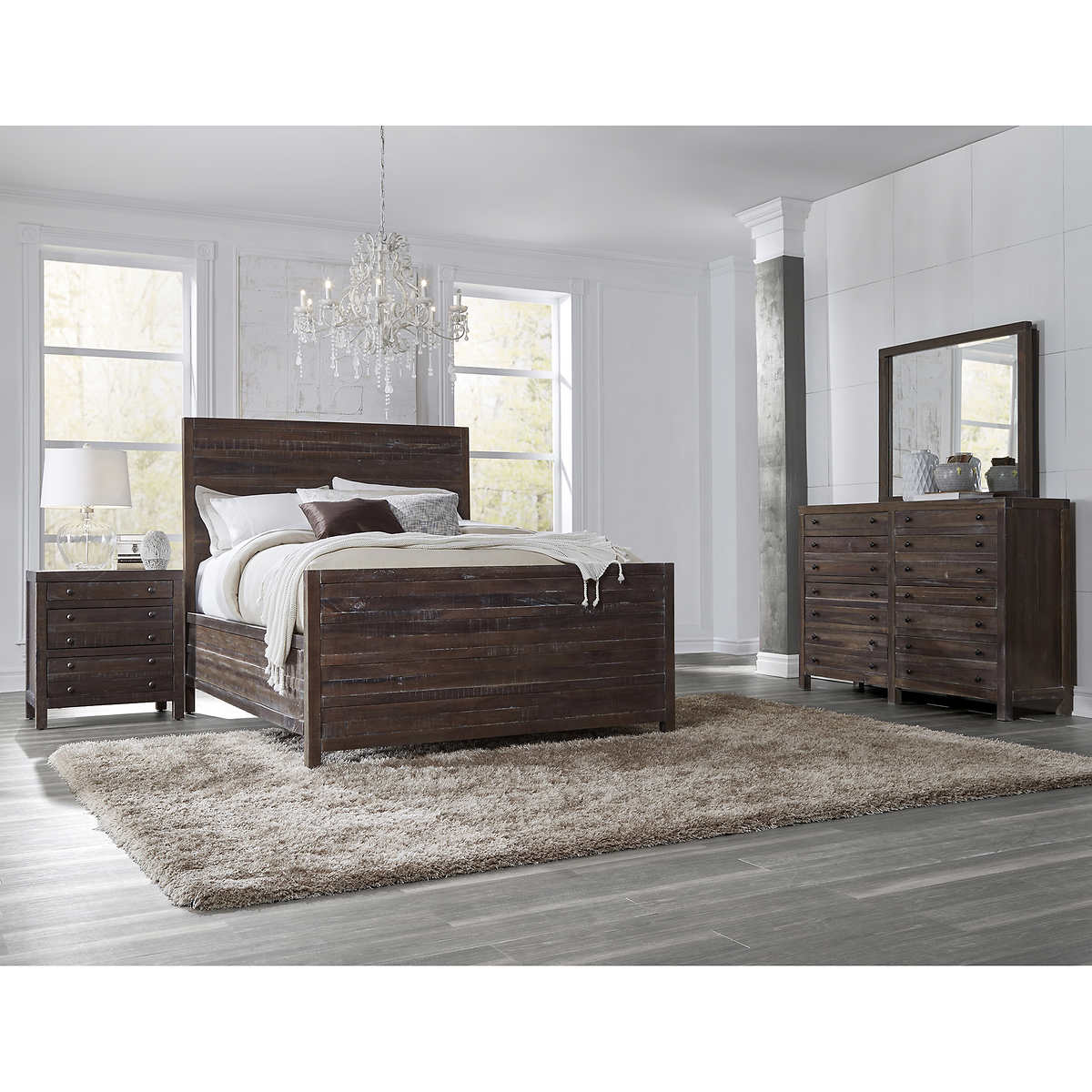 Torsten 5-Piece King Bedroom Set