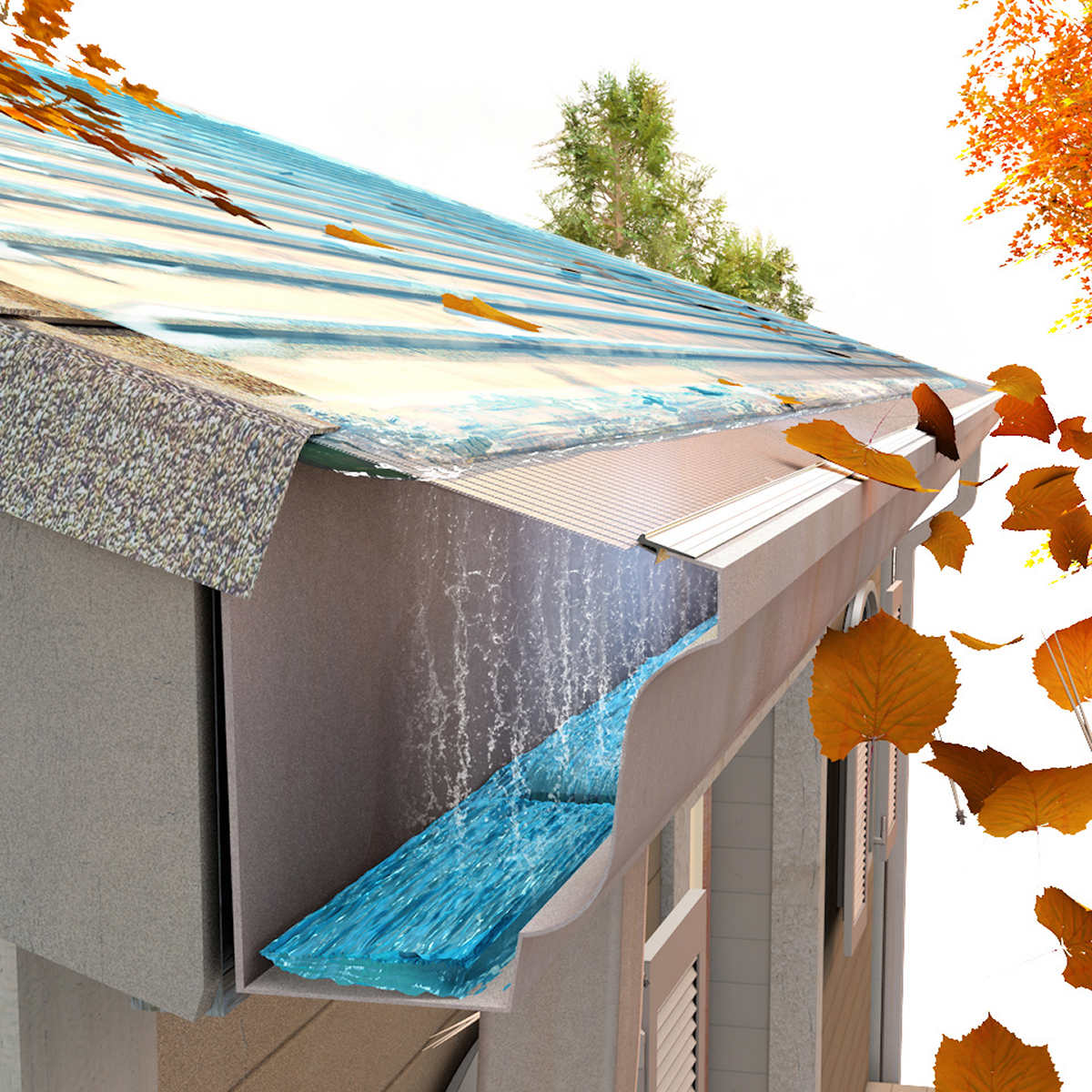 How much for gutter guards installed - How Much For Gutter Guards Installed 27