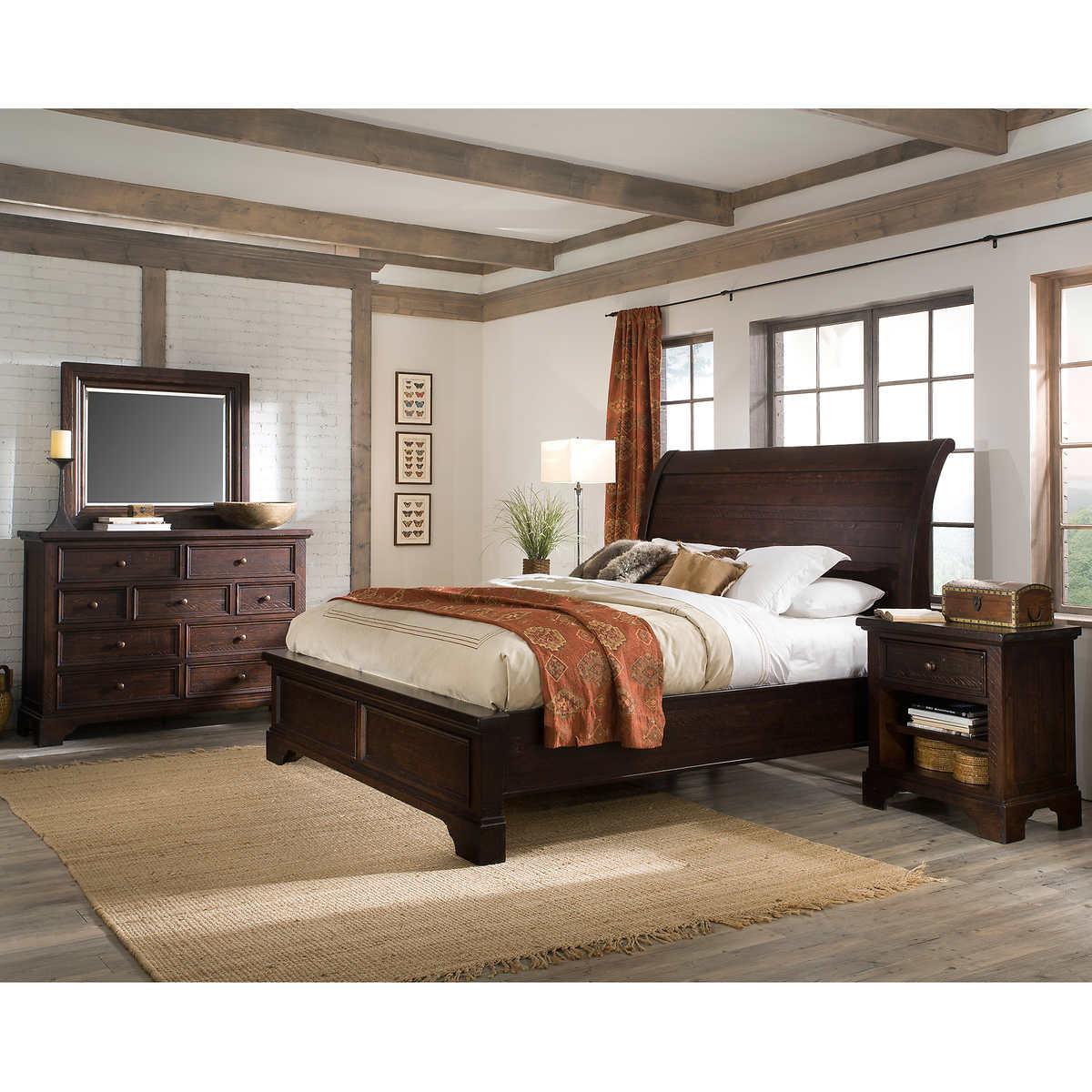 Telluride Piece Queen Bedroom Set
