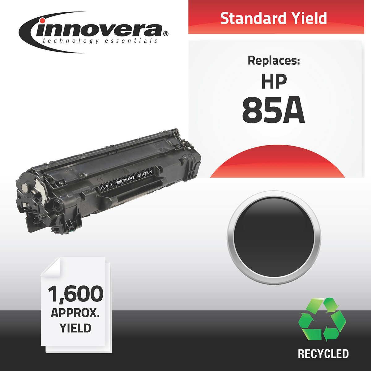 Innovera Remanufactured For Hp 85a Black Toner Cartridge Ebay Catridge Cartridges