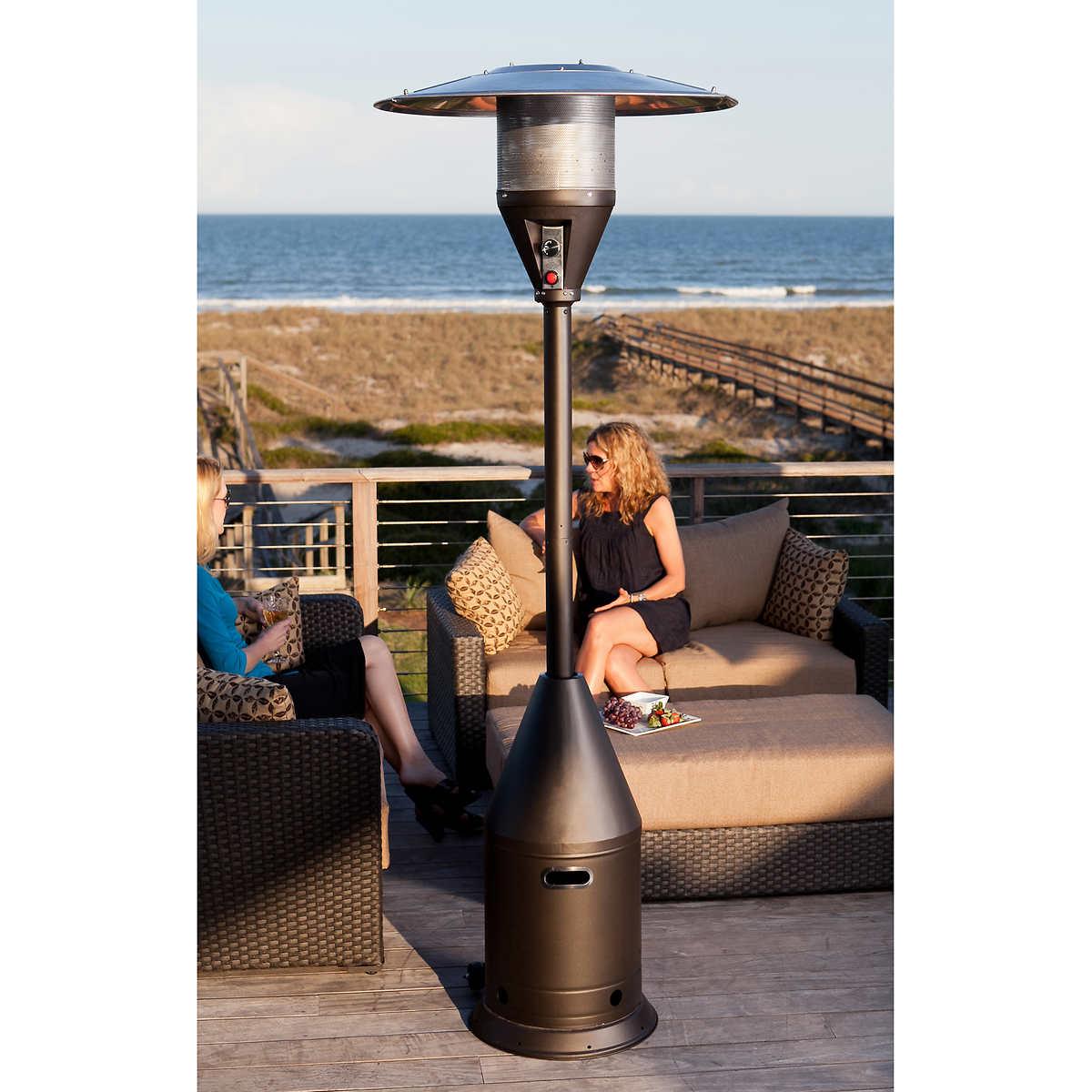 Click to Zoom - Mocha Select Series 46,000 BTU Patio Heater