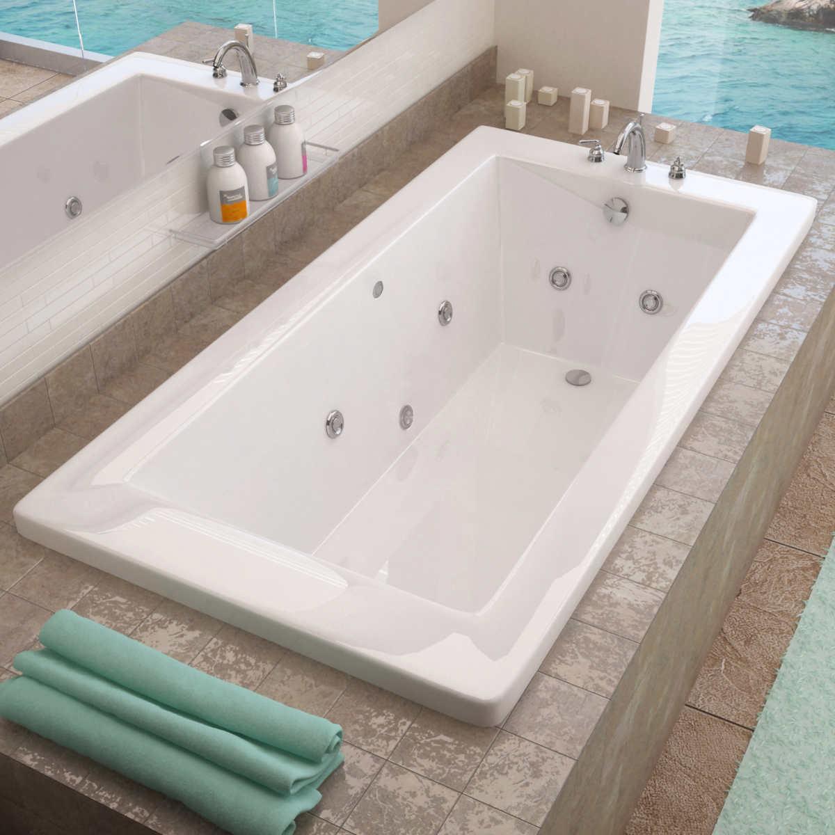Access Tubs Venetian Whirlpool System Bathtub