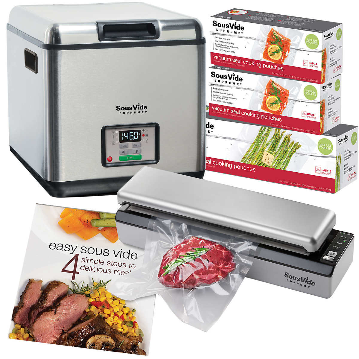Uncategorized Costco Kitchen Appliances specialty appliances costco sousvide supreme 11 liter water oven system with accessories