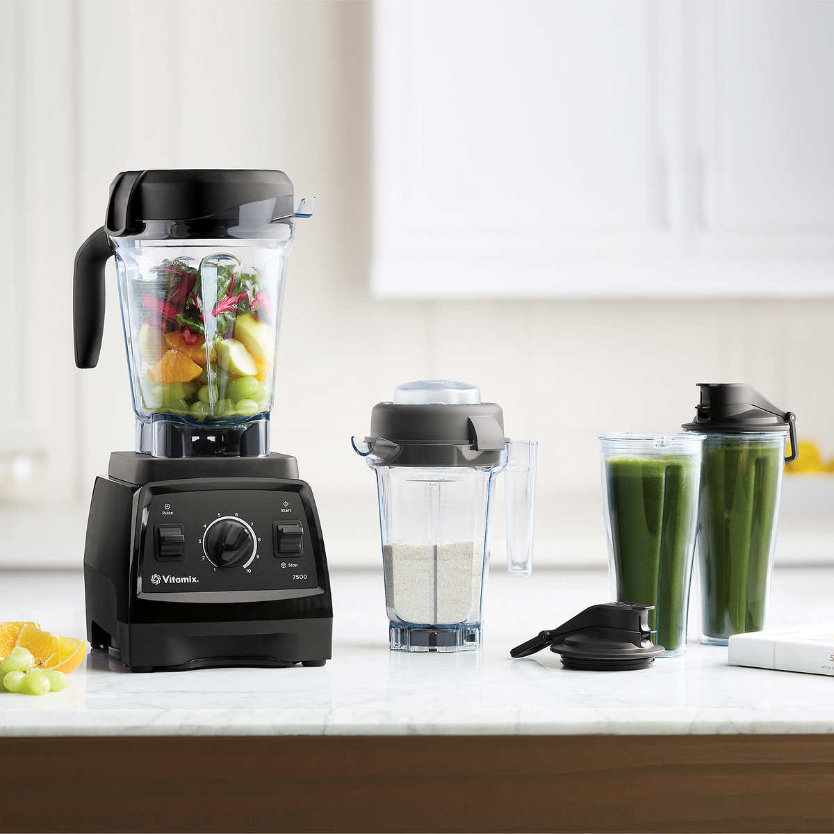 Uncategorized Costco Kitchen Appliances blenders juicers costco vitamix 7500 blender super package with 2 20oz to go cups