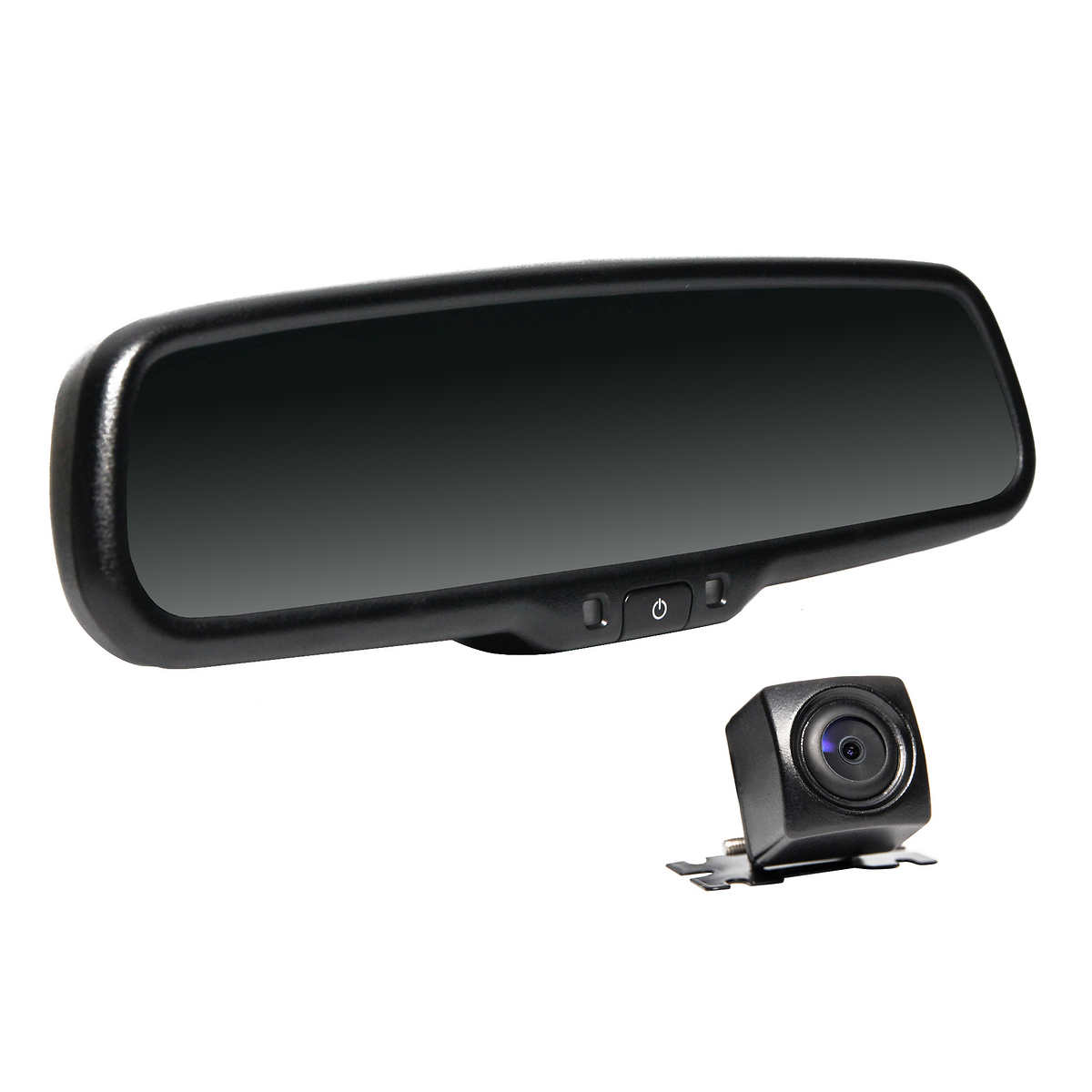 Rear View Camera System >> Oem Style Rear View Mirror Back Up Camera System By Rear View Safety