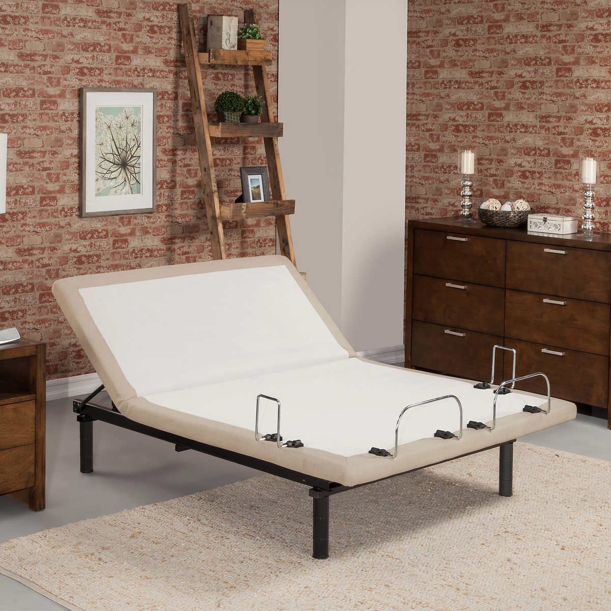 sleep science queen adjustable base - Costco Bed Frames