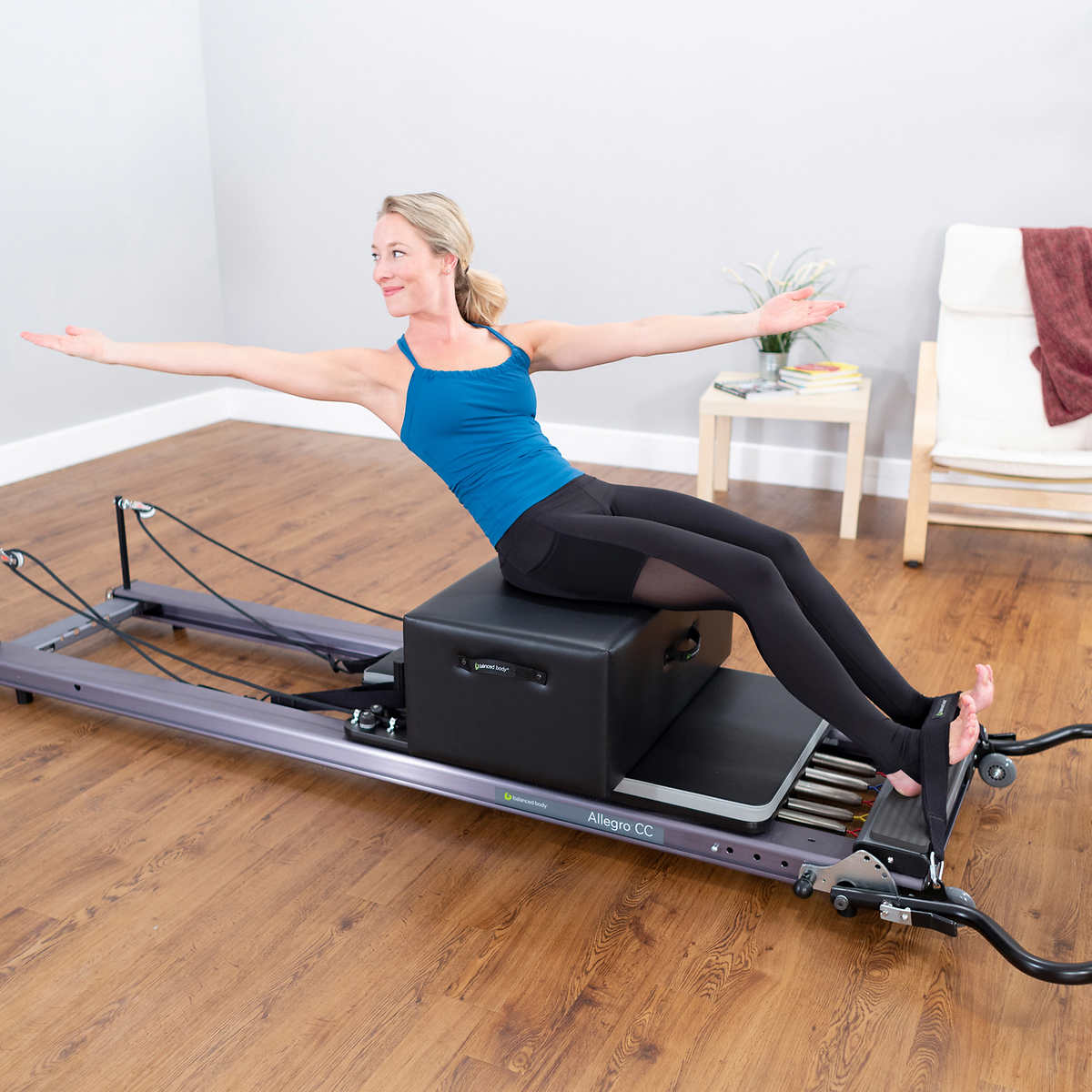 Balanced body pilates chair - Click To Zoom