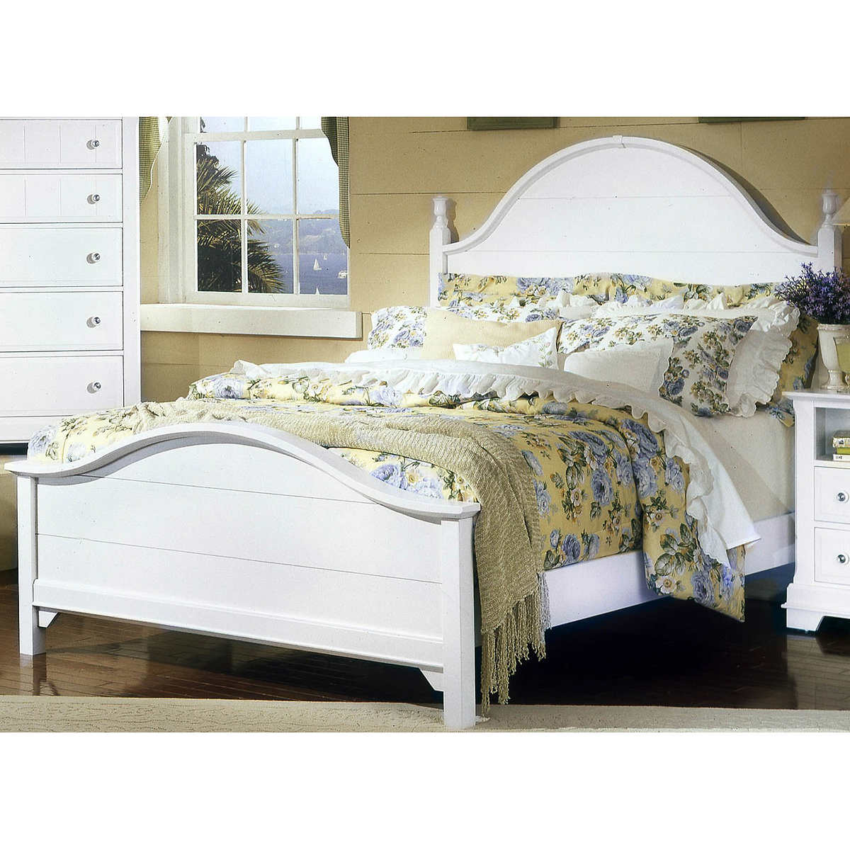 Bed furniture with price - Avery King Bed