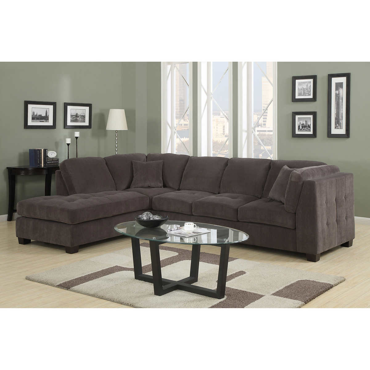 Gray Sectional Sofa Costco Gray Sectional Sofa Costco