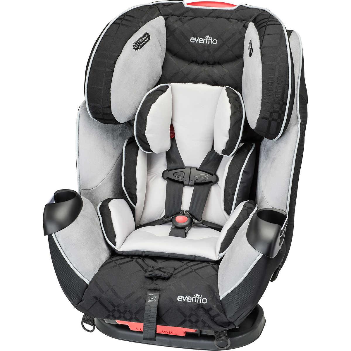 Graco nautilus 3 in 1 multi use car seat - Evenflo Symphony Lx Car Seat Crete