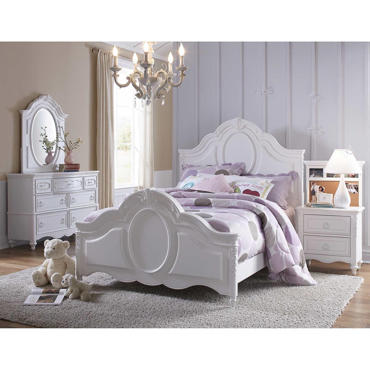 Ava 4 Piece Twin Bedroom Set