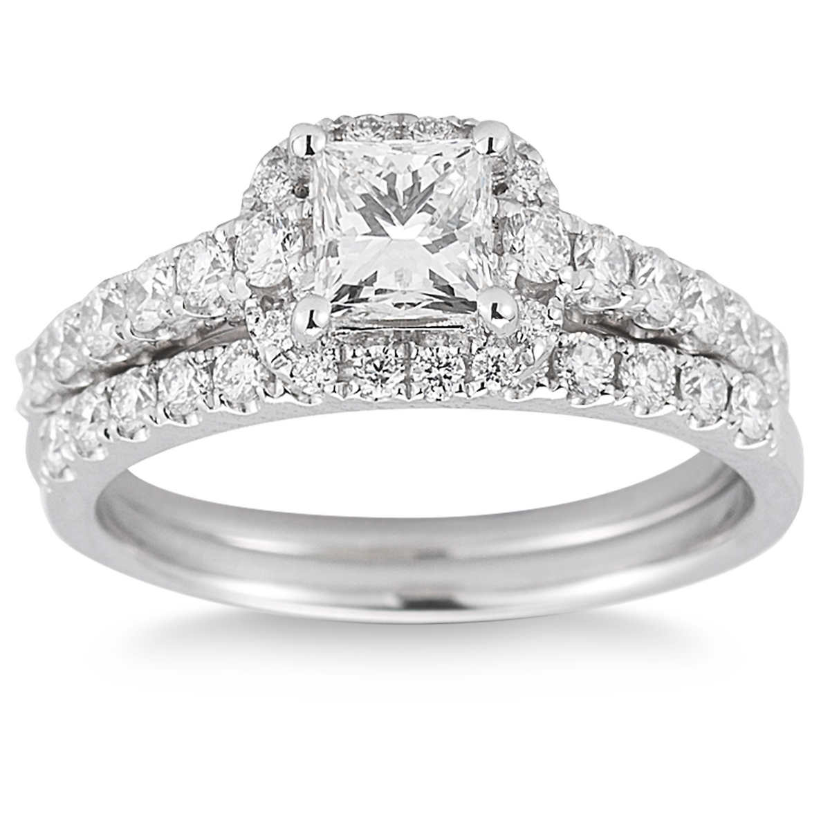 click to zoom - Costco Wedding Rings