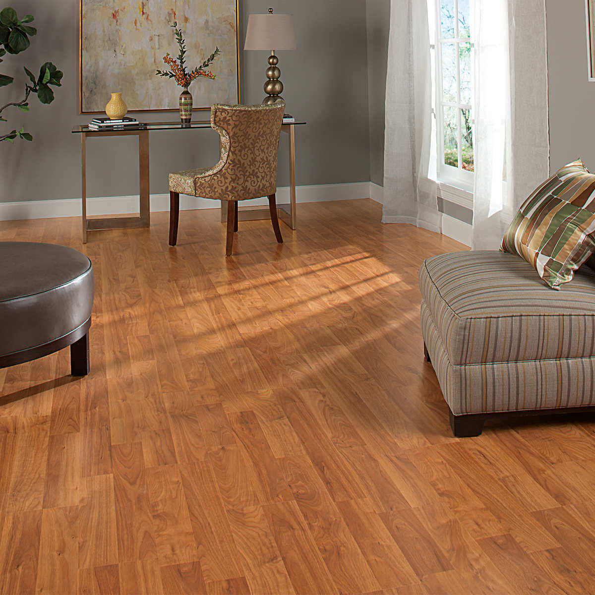 Out of Stock Harmonics Sunset Acacia Flooring 22.09 SQ FT Per Box - Laminate Flooring Costco
