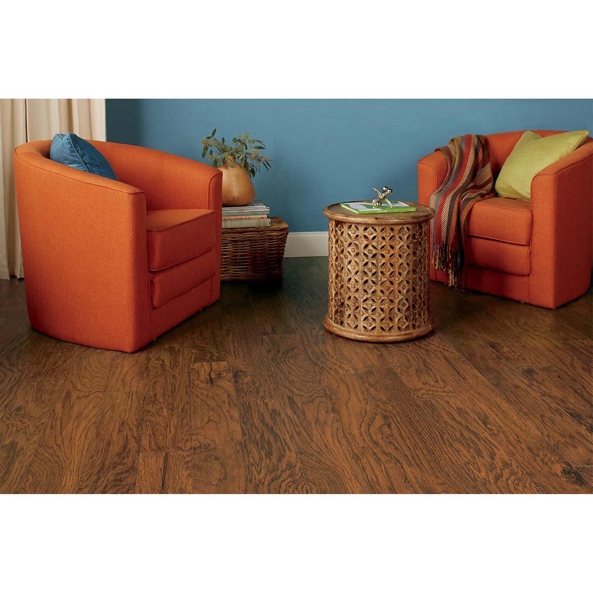 Harmonics Savannah Hickory Laminate Flooring 20 61 Sq Ft Per Box