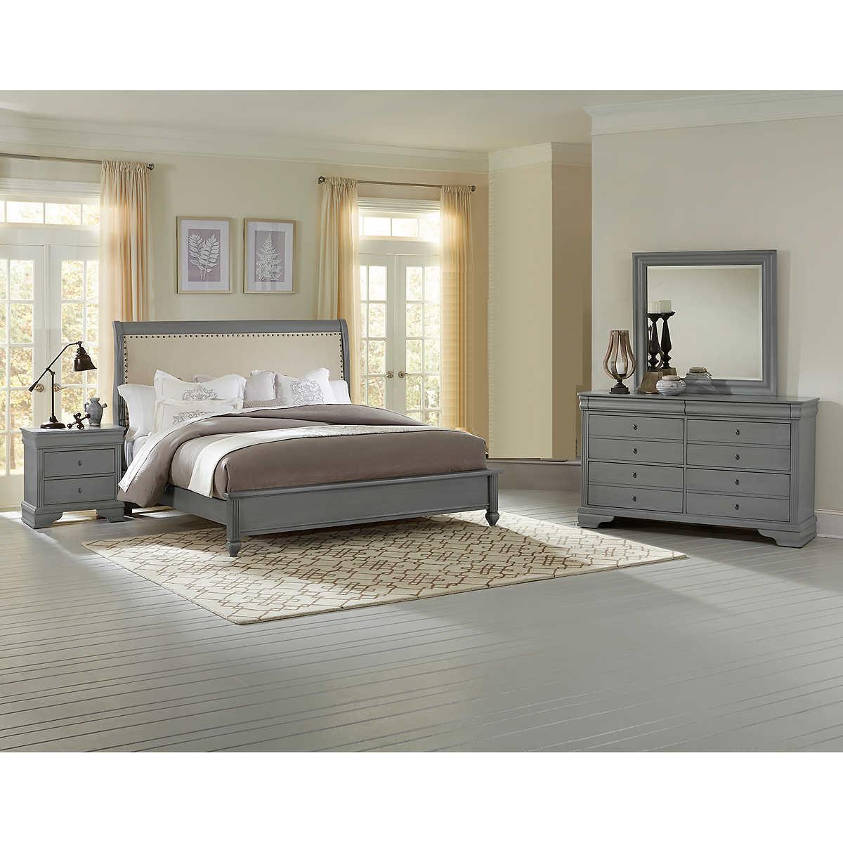 Normandy 5-piece Queen Bedroom Set