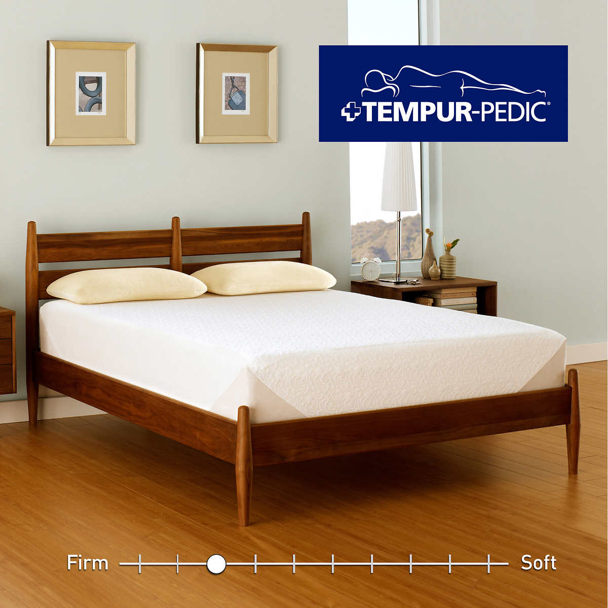 click to zoom - Bed Frame For Tempurpedic