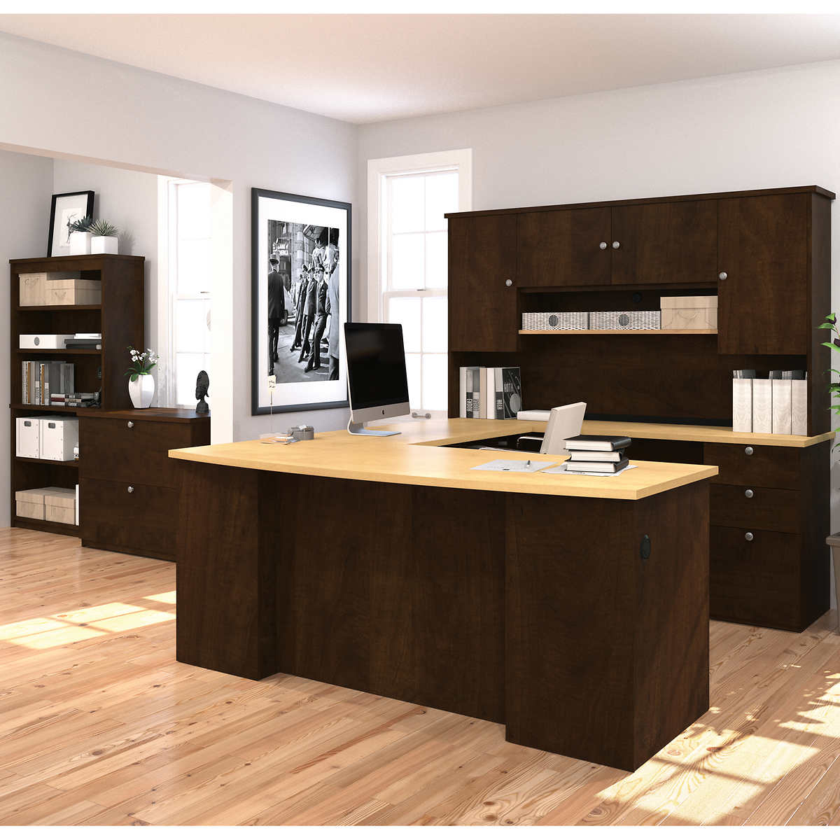 U Shaped Office Desk Canada Designs