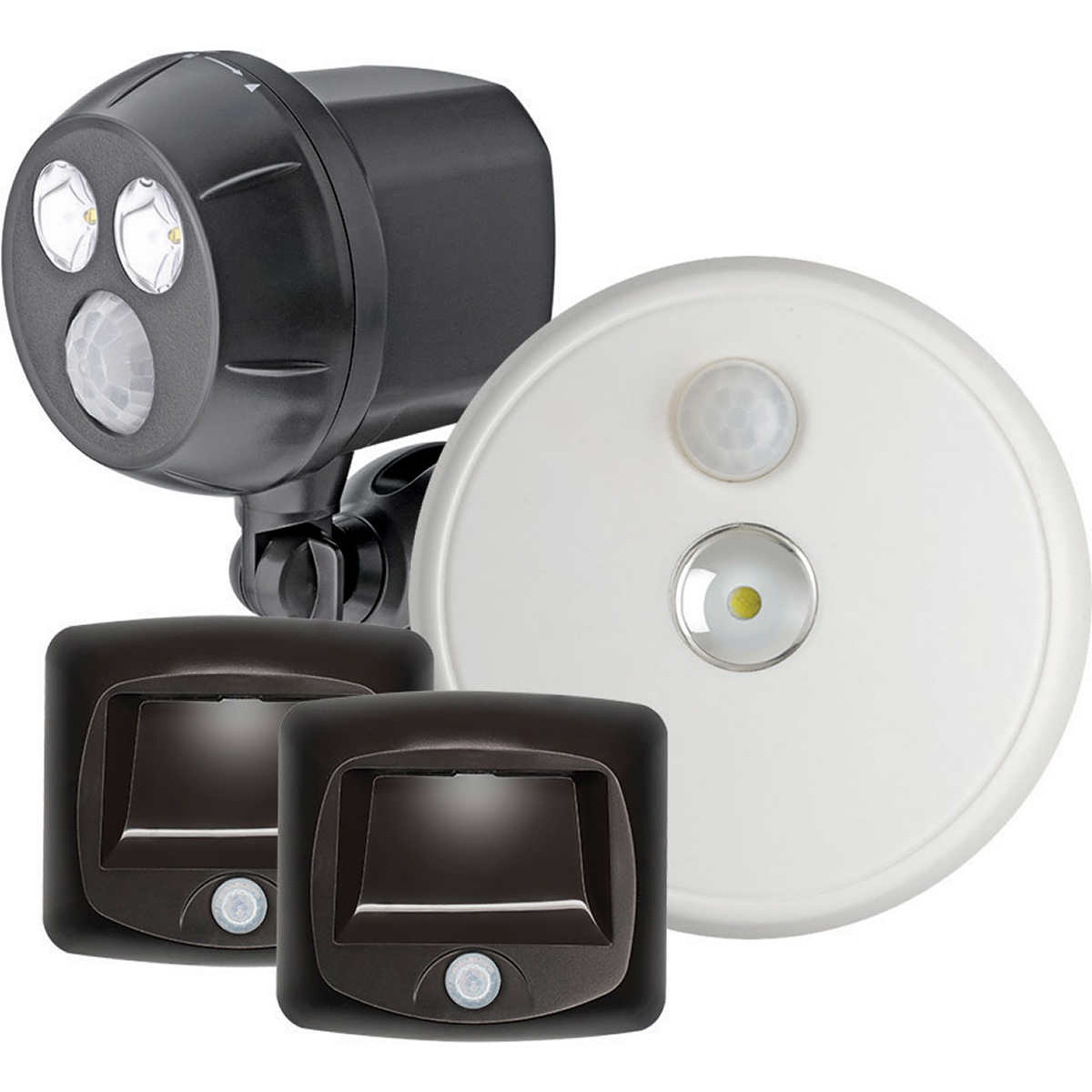 Mr Beams Shed Combo Kit Motion Sensor Wireless Led Lights