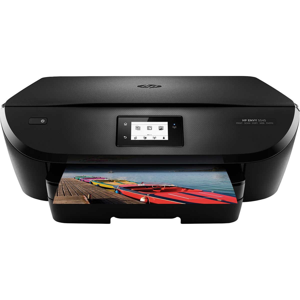 Color printing austin - Hp Envy 5545 All In One Inkjet Color Printer