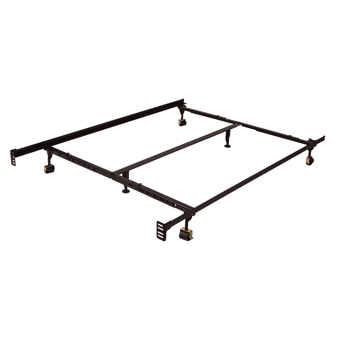click to zoom - Basic Metal Bed Frame