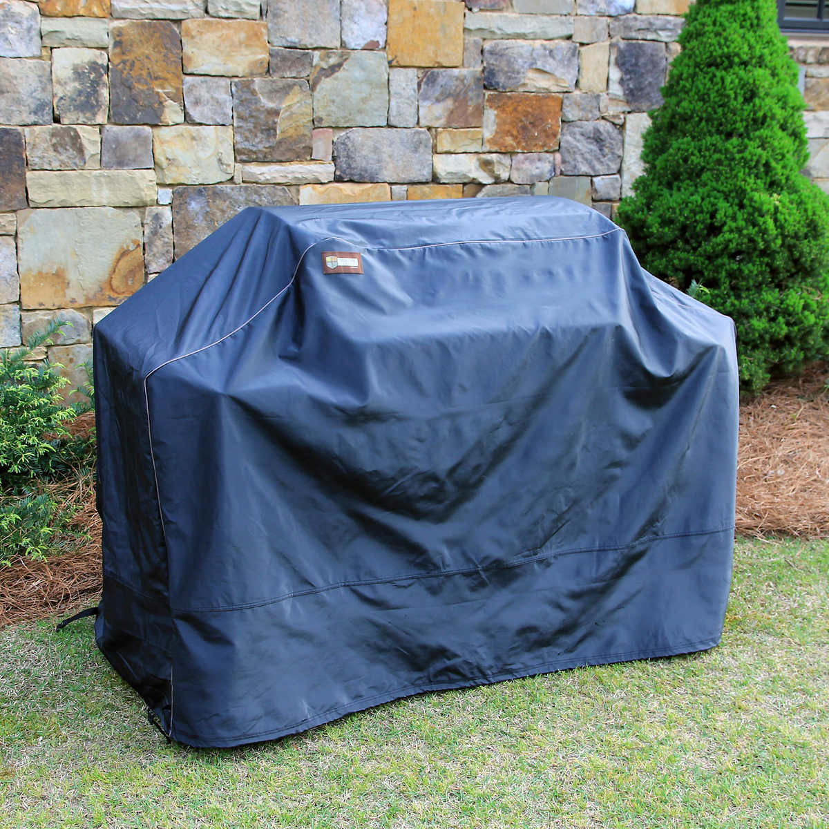 Grill Cover by Seasons Sentry - Black