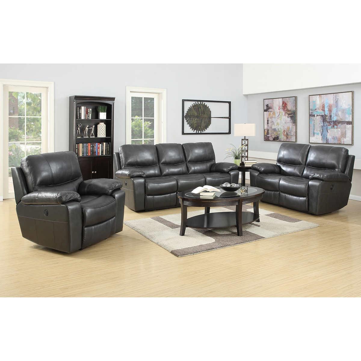 Costco Recliner Sofa Cheers Clayton Motion Leather Sofa