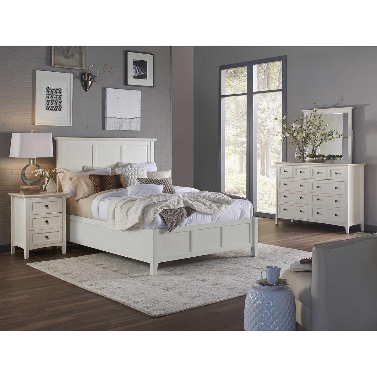Paolina 5-piece Queen Bedroom Set