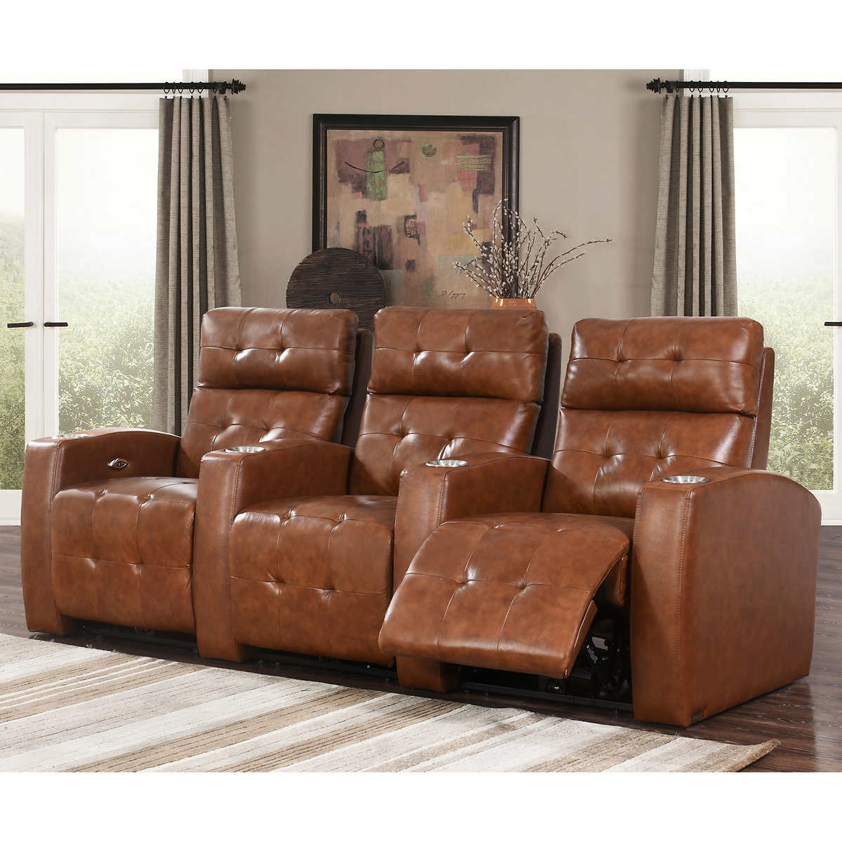 Leather Sofas amp Sectionals