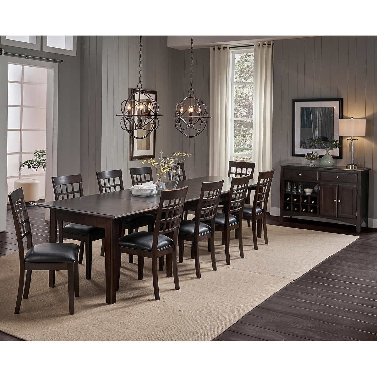 Alec 12-piece Dining Set