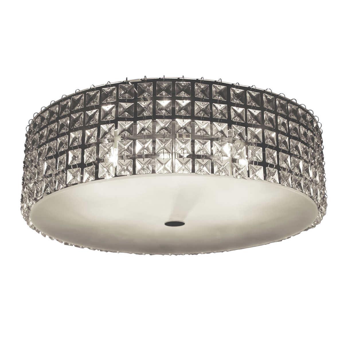 Gatsby 16 flush mount ceiling fixture