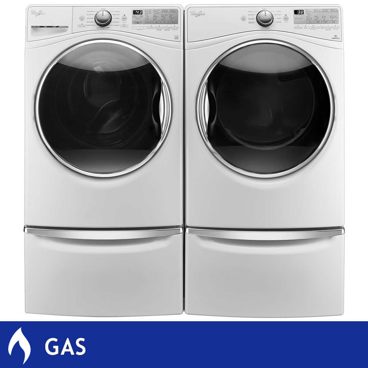Whirlpool white ice costco - Out Of Stock Whirlpool Steam Clean 4 5cuft With Load Go Bulk Dispenser Washer 7 4cuft Gas Steam
