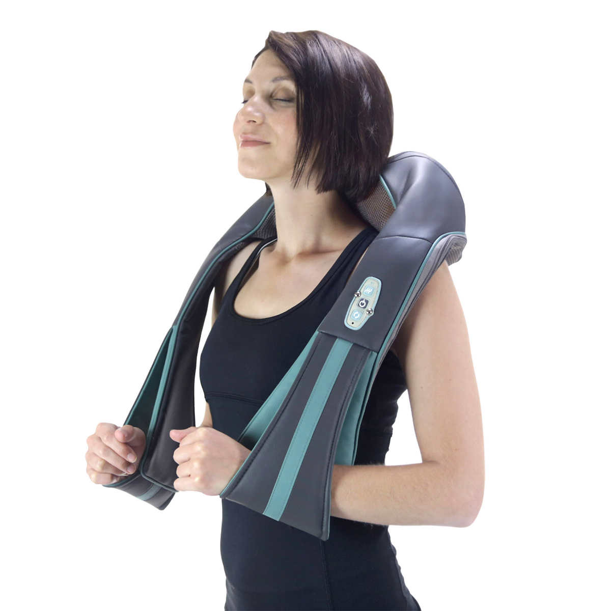truMedic InstaShiatsu Shoulder & Neck Massager
