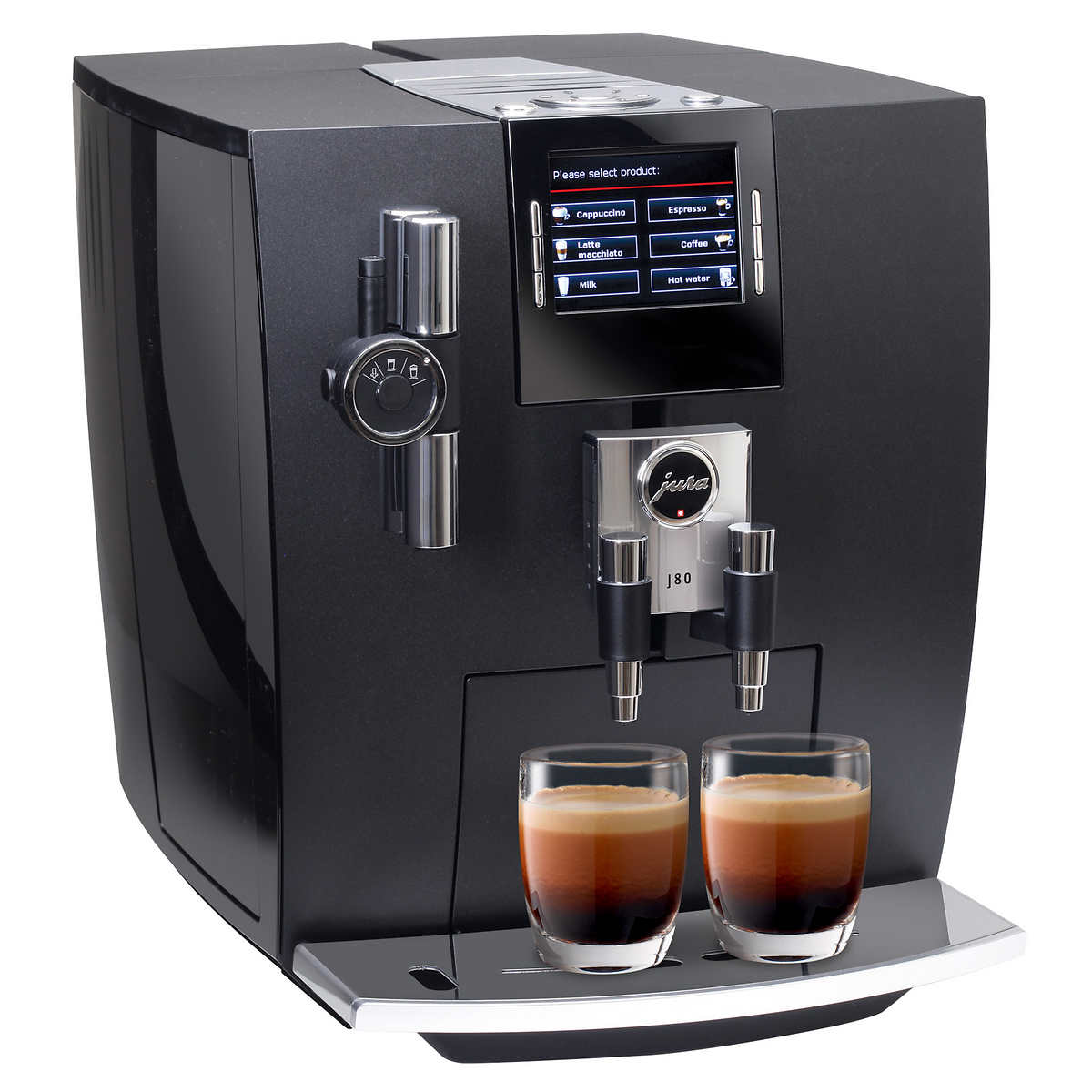 Jura J80 Automatic Coffee Center With Five Adjustable Coffee Strengths eBay