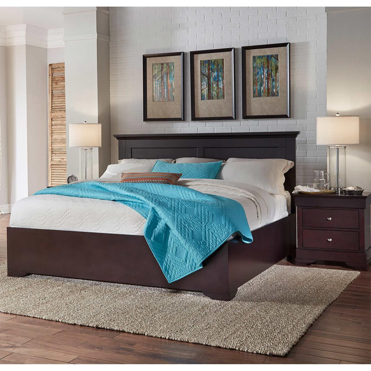 Manhattan 3-piece Queen Bedroom Set